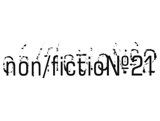 non/fiction #21