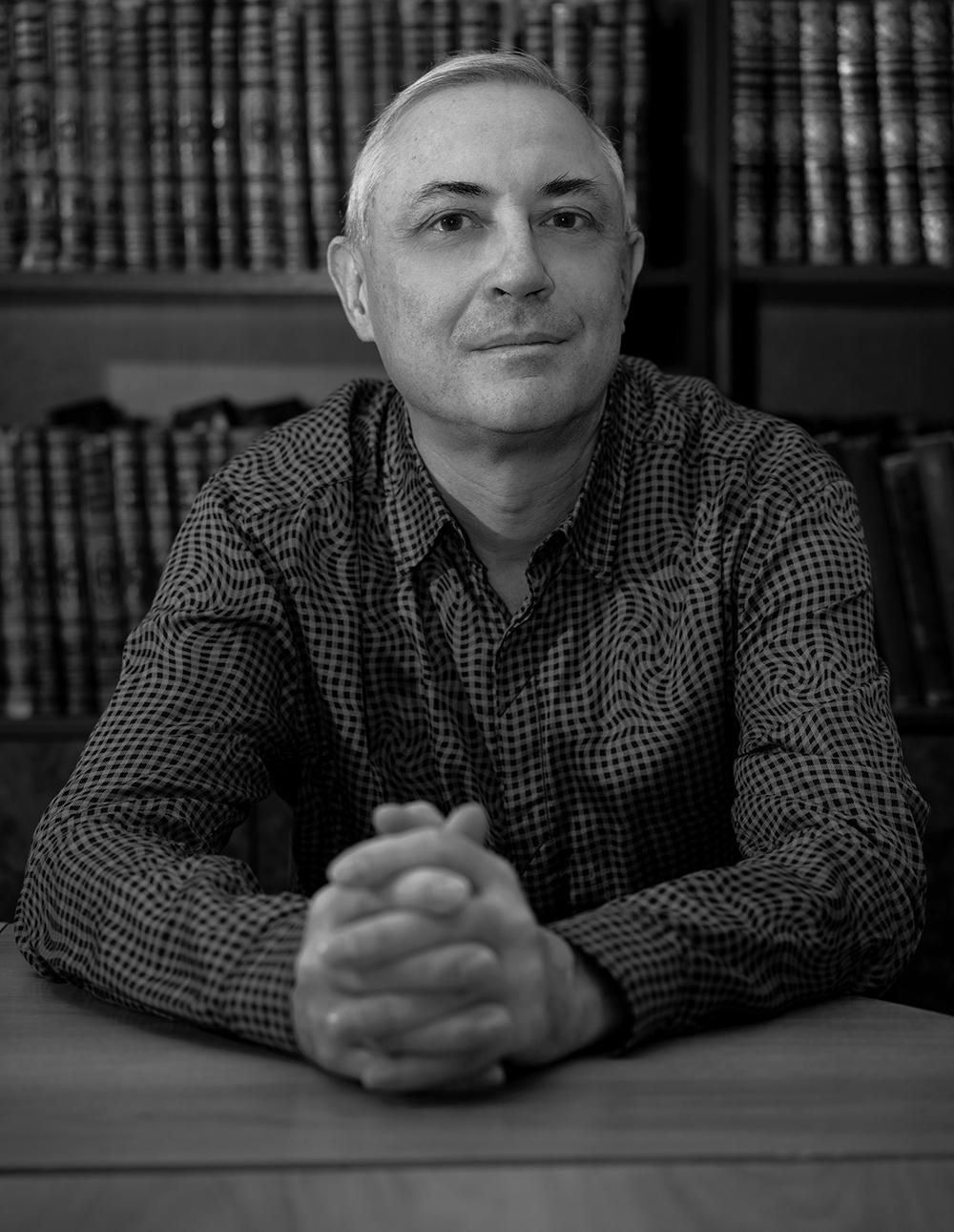 Евгений Чижов: «Мы на 95% состоим из прошлого»